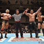 2015-4-17新日本プロレス後楽園ホール大会