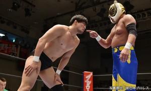2015-4-17新日本後楽園_第1試合