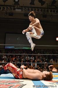 2015-4-17新日本後楽園_第7試合