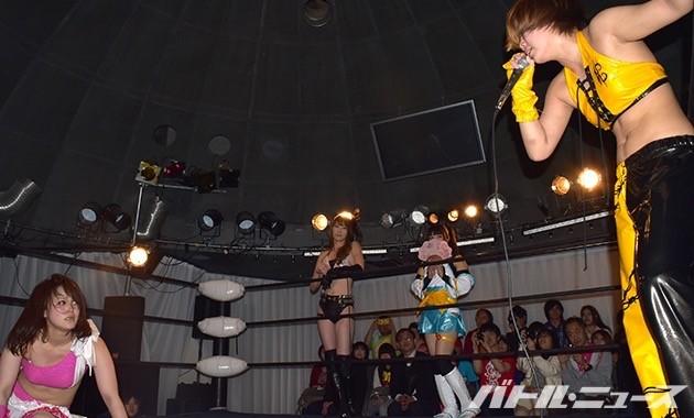2015-4-18東京女子プロレス王子大会