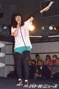 2015-4-18東京女子王子_インフォメコーナー