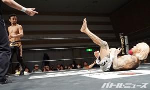 2015-4-4ハードヒット横浜_第4試合