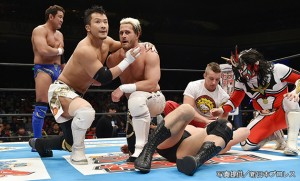 2015-4-5新日本プロレス両国_第1試合