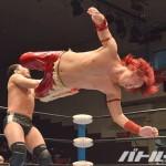 全日本プロレス「2015ダイナマイトシリーズ」に全戦参戦するDDTの高尾蒼馬
