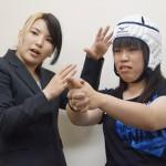 尻神様のお告げでREINAのマッチメークをしていく志田光GP