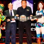2015-4-28CMLLで行われた成宮vs.プリンセサ・スヘイのCMLL-REINA-インターナショナル選手権①