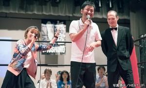 2015-5-16HeatUp新百合ヶ丘_オープニング①