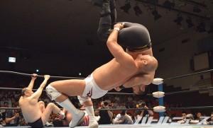 2015-5-21全日本プロレス後楽園_第4試合