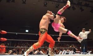 2015-5-21全日本プロレス後楽園_第6試合①