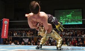2015-5-22新日本プロレス後楽園大会_第2試合