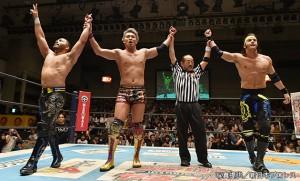 2015-5-30新日本プロレス後楽園_第3試合
