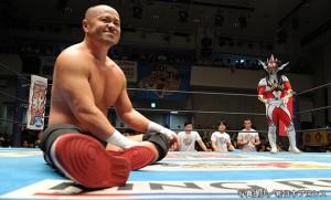 2015-5-30新日本プロレス後楽園_第5試合