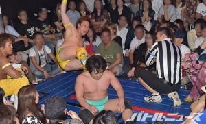 2015-6-1新宿二丁目プロレス16_第1試合