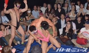 2015-6-1新宿二丁目プロレス16_第4試合