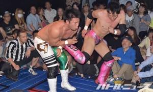 2015-6-1新宿二丁目プロレス16_第8試合