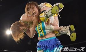 2015-6-19第4回MIO新宿_第1試合