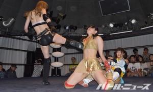 2015-6-20東京女子王子_第4試合①