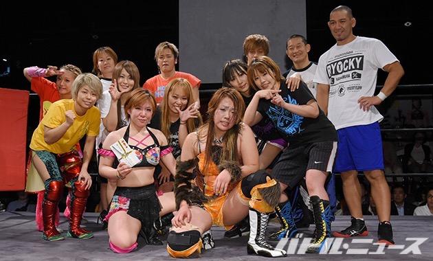 2015-6-28ヒロヨの逆襲新木場1stRING大会