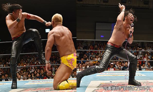 2015-6-28新日本プロレス後楽園ホール大会