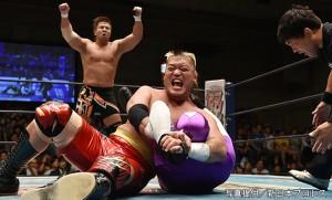 2015-6-28新日本プロレス後楽園_第5試合