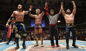 2015-6-28新日本プロレス後楽園_第7試合