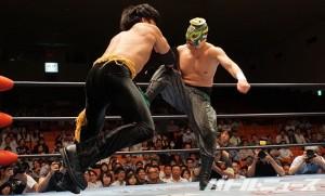 2015-6-4全日本プロレス後楽園_第4試合