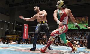 2015-6-5新日本プロレス後楽園_第5試合