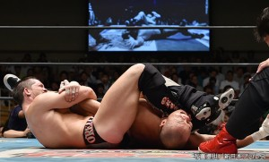 2015-6-5新日本プロレス後楽園_第7試合