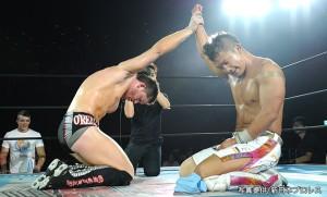 2015-6-7新日本プロレス代々木_エンディング
