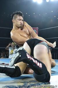 2015-6-7新日本プロレス代々木_第9試合