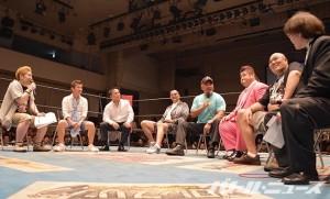 2015-7-13橋本真也復活祭_座談会①