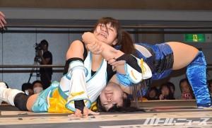 2015-7-18東京女子ラジアント_第3試合