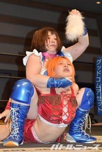 2015-7-18東京女子ラジアント_第4試合