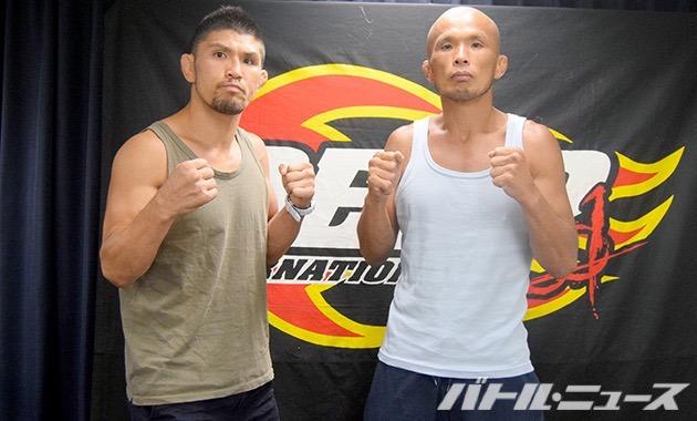 2015-7-19DEEP前日計量_梅田恒介vs小見川道大