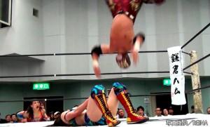 2015-7-19REINA大阪_第5試合