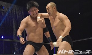 2015-7-20大日本プロレス両国_第1試合