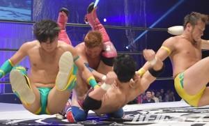 2015-7-20大日本プロレス両国_第2試合