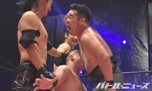 2015-7-20大日本プロレス両国_第5試合①