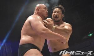 2015-7-20大日本プロレス両国_第9試合②