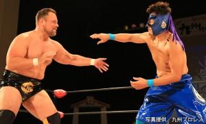 2015-7-5九州プロレス熊本_第2試合