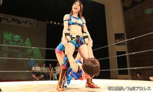 2015-7-5九州プロレス熊本_第4試合