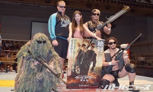 2015-7-8全日本後楽園_ターミネーターvsEvolution