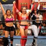 ニューヨーク・WUWに出場したREINAの朱里と坂本茉莉②