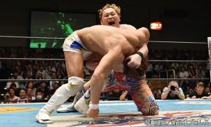 2015-8-11新日本プロレス後楽園_第7試合