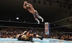 2015-8-11新日本プロレス後楽園_第9試合