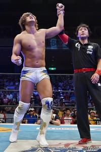 2015-8-14新日本プロレス両国_第8試合