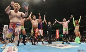 2015-8-15新日本プロレス両国_第3試合