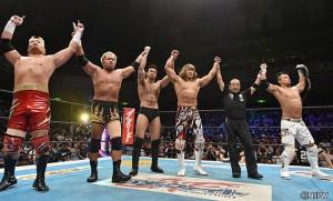 2015-8-15新日本プロレス両国_第4試合