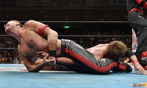 2015-8-15新日本プロレス両国_第9試合