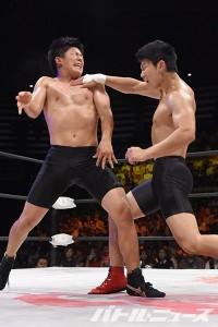 2015-8-16ドラゴンゲート大田区_エキシビジョンマッチ